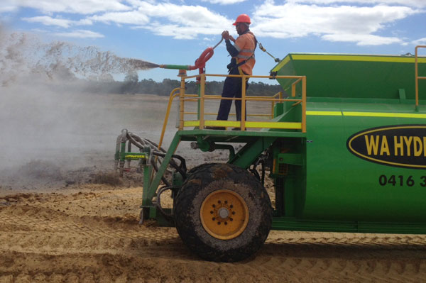 DependableEstablished since 2004WA Hydromulch Pty Ltd has cultivated a reputation throughout Perth and Western Australia, wining strong support from major miners, developers, contractors, state and local authorities.
